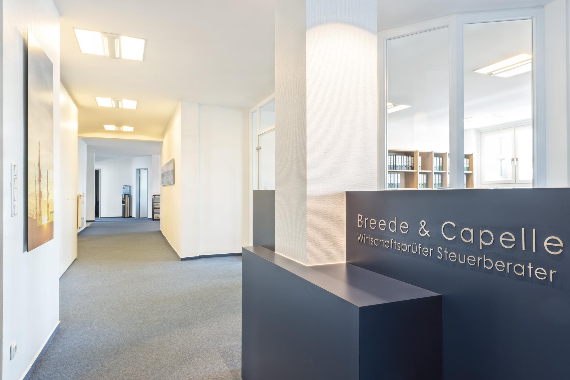 Breede & Capelle Büroräume